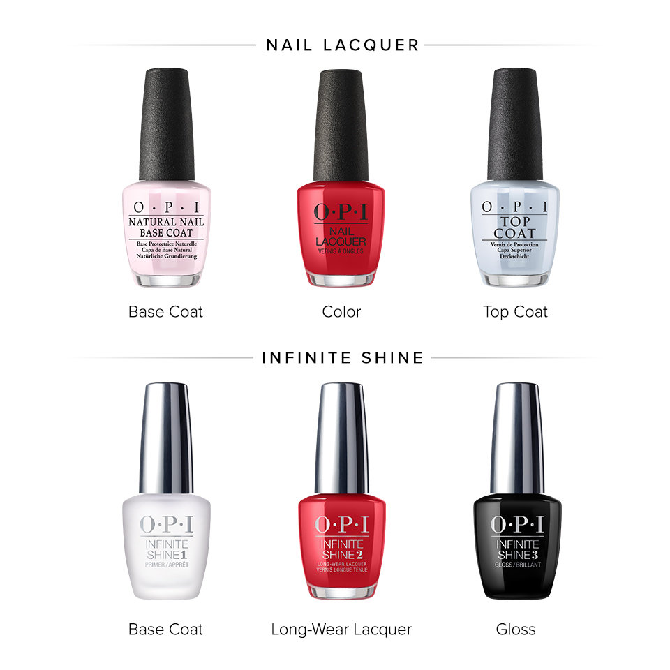 We Seafood and Eat It - Infinite Shine | OPI