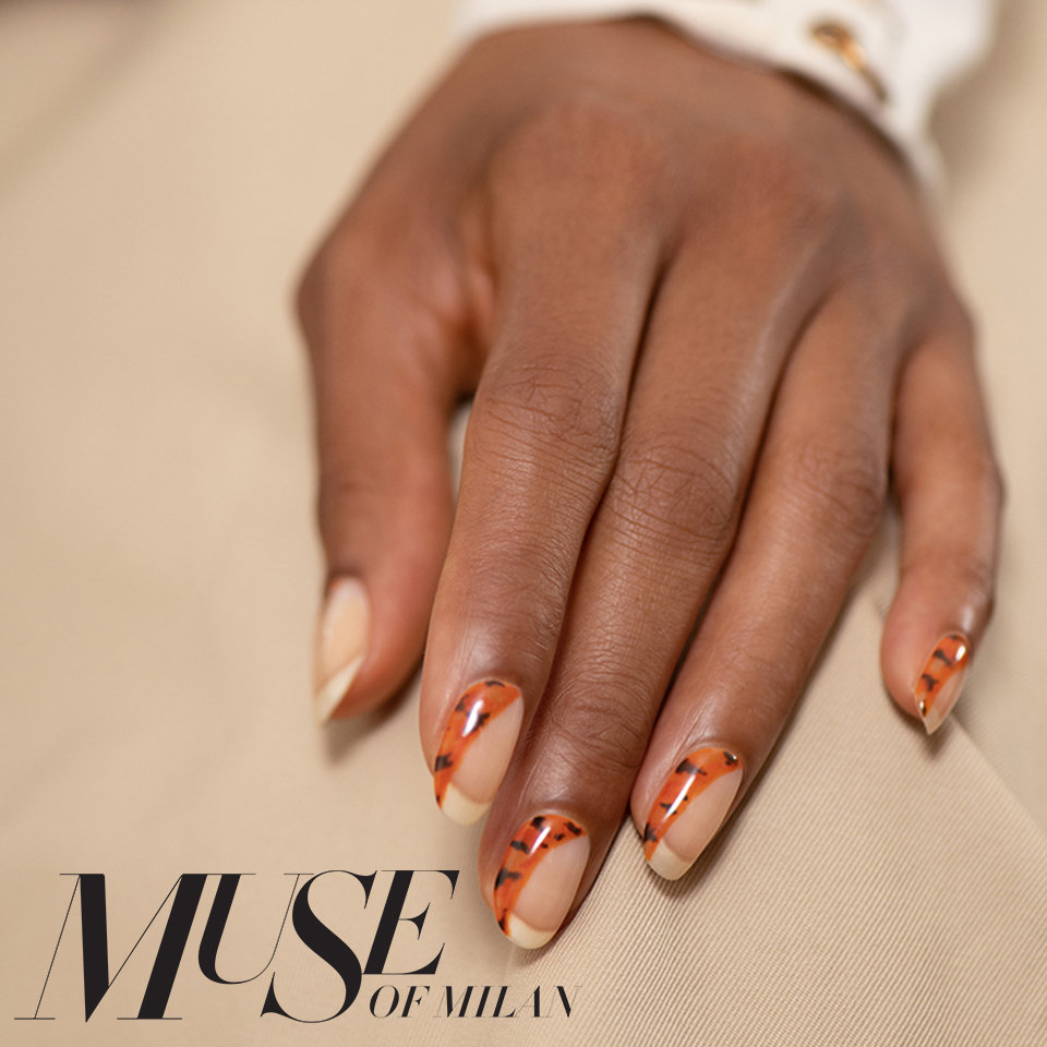Milan  Nail Art Animal Instincts