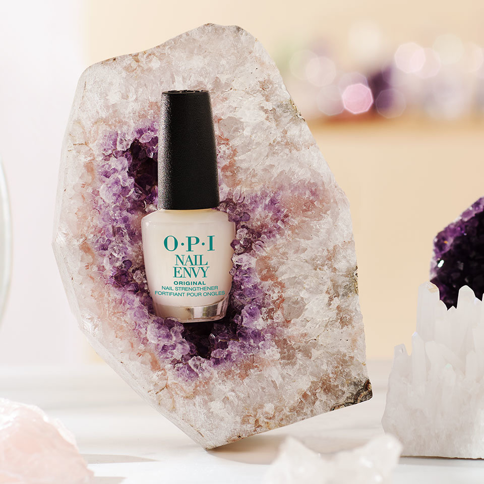 Renewing Strength Inside & Out with OPI Nail Envy