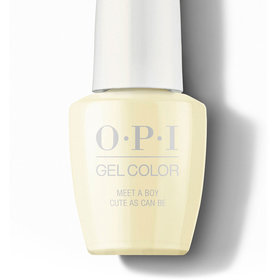 Meet a Boy Cute As Can Be - GelColor - OPI