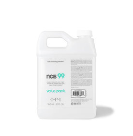 N.A.S. 99 Nail Cleansing Solution - Sanitation and Disinfection - OPI