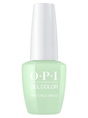 That's Hula-rious! (Hawaii) - GelColor - OPI