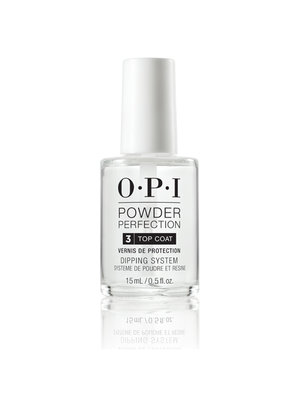 Powder Perfection - Step 3 Top Coat - Acrylic Liquids & Powders - OPI