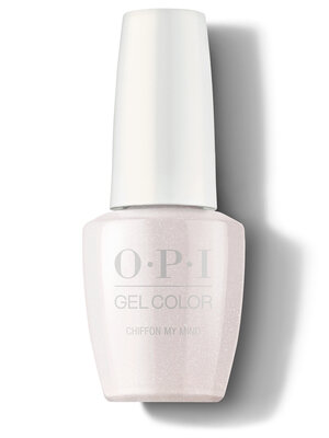 Chiffon My Mind - GelColor - OPI