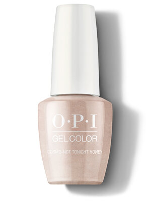 Cosmo-Not Tonight Honey! - GelColor - OPI