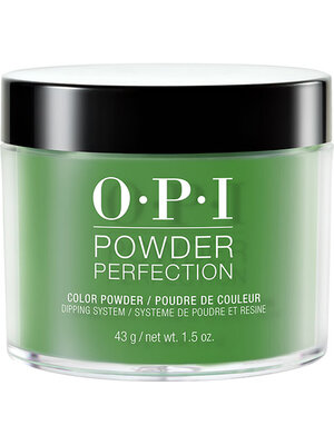 OPI Powder Perfection I'm Sooo Swamped! dipping powder