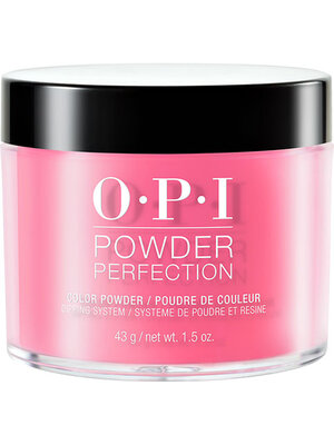 OPI Powder Perfection dipping powder in Kiss Me I'm Brazilian
