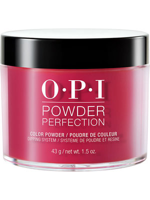 OPI Powder Perfection dipping powder in Madam President