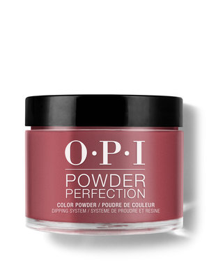 OPI Powder Perfection Malaga Wine