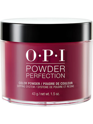 OPI Miami Beet Powder Perfection Dipping Powder