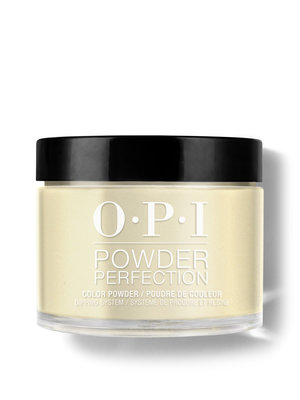 OPI Powder Perfection Never a Dulles Moment