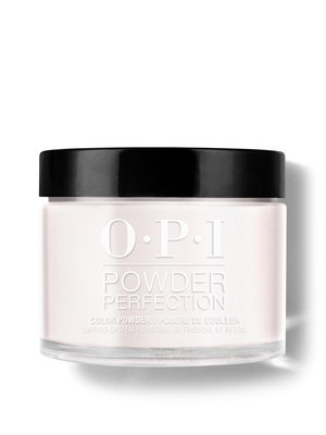 OPI Powder Perfection Pale to the Chief