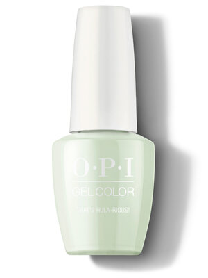 That's Hula-rious! - GelColor - OPI
