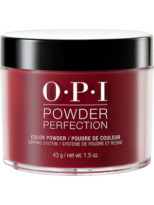 OPI Powder Perfection We the Female dipping powder