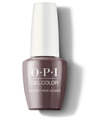 You Don't Know Jacques! - GelColor - OPI