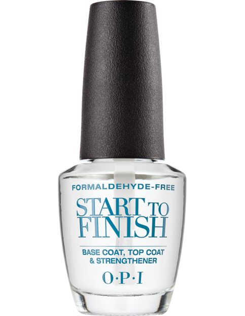 Start To Finish - F.F.F. - Care Product - OPI
