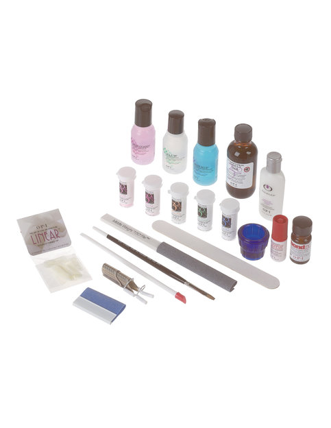 Competition Advanced Formula Acrylic Student Kit  - Displays & Kits - OPI