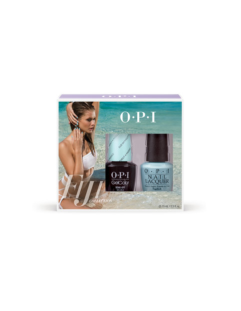 Fiji GelColor & Nail Lacquer Duo Pack #3 - Displays & Kits - OPI