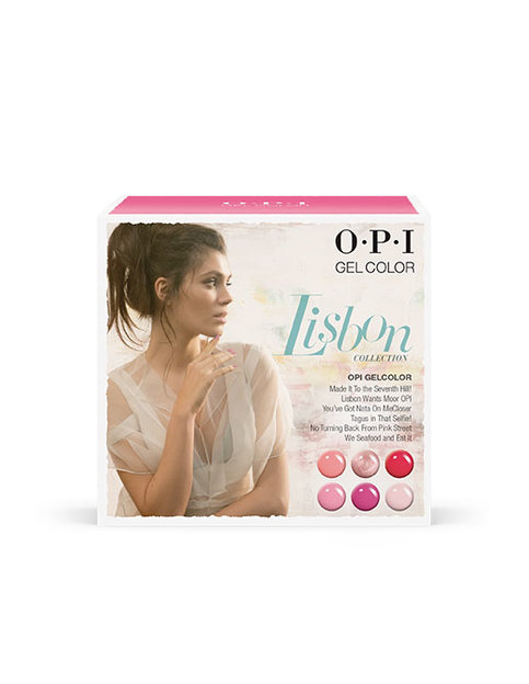 LISBON GELCOLOR ADD-ON KIT #1 - Gift Sets - OPI