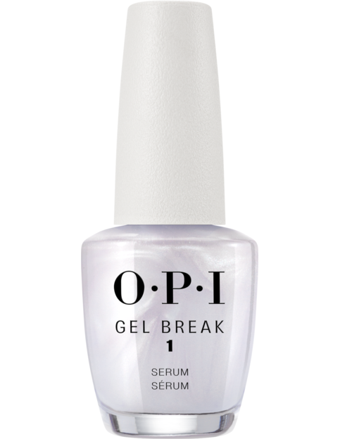 OPI, gel break system, serum