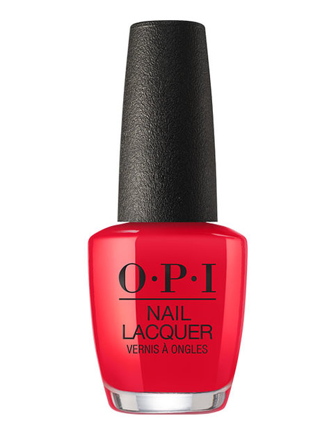 Opi Nail Lacquer Bottle Coca Cola Red