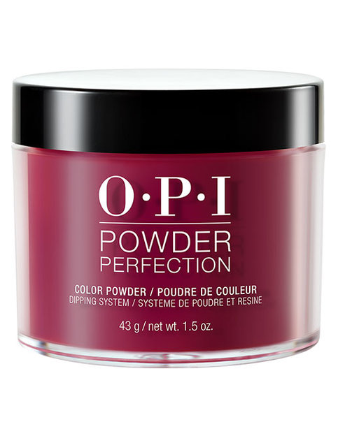 Miami Beet Powder Perfection Opi