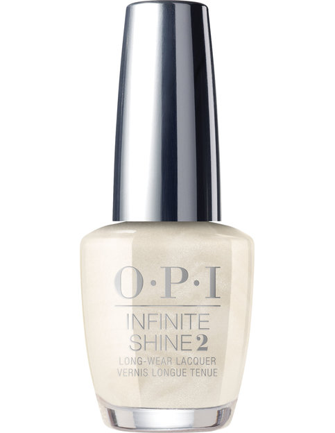 OPI LOVE OPI XOXO Collection Infinite Shine long-wear nail lacquer bottle Snow Glad I Met You