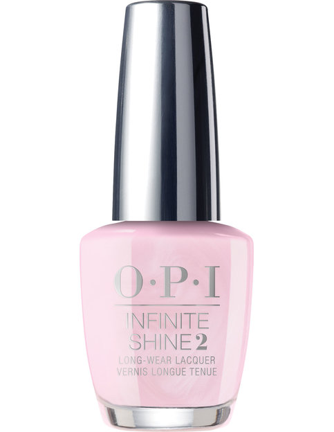 OPI LOVE OPI XOXO Collection Infinite Shine long-wear nail lacquer bottle The Color That Keeps On Giving