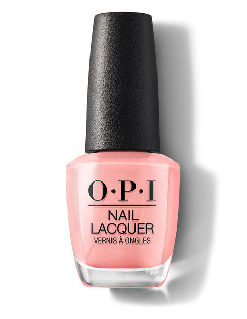 OPI Nail polish bottle Tutti Frutti Tonga