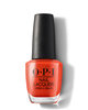 OPI Lisbon Collection nail polish A Red-vival City