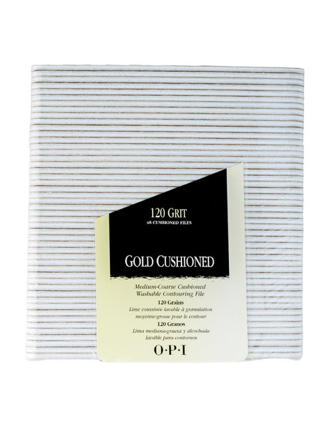 Gold Cushioned File - Files - OPI