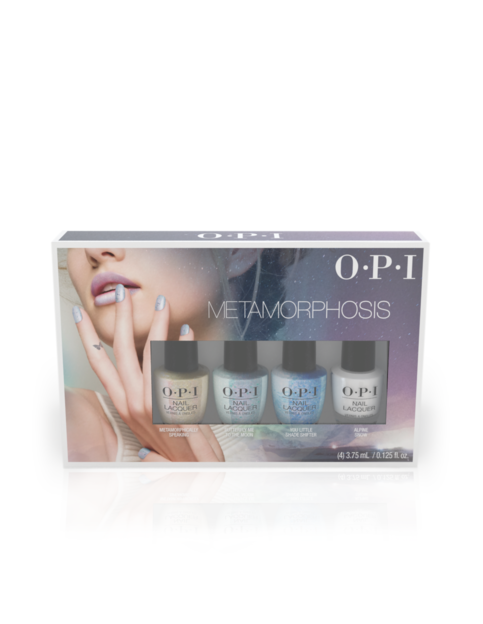 Metamorphosis Collection Nail Lacquer Mini 4-Pack #2 - Gift Sets - OPI