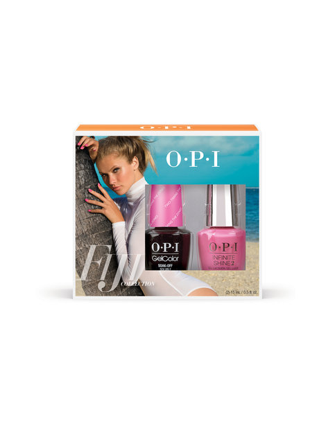 Fiji GelColor & Infinite Shine Duo Pack  - Displays & Kits - OPI