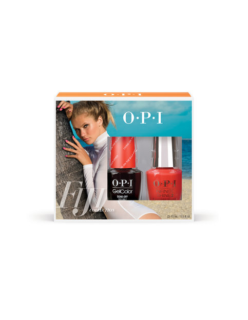 Fiji GelColor & Infinite Shine Duo Pack #2 - OPI
