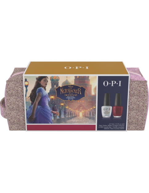 OPI Nutcracker Collection Nail Lacquer Duo Pack