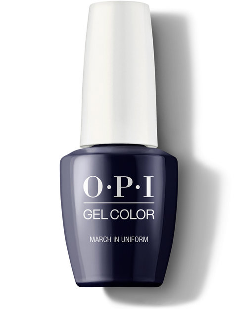 OPI March in Uniform