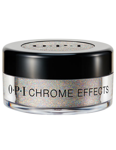 Chrome Effects powder in Mixed Metals side view