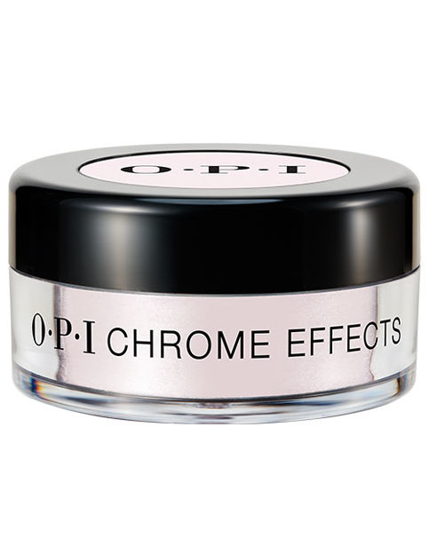Chrome Effects powder in Pay Me in Rubies side view