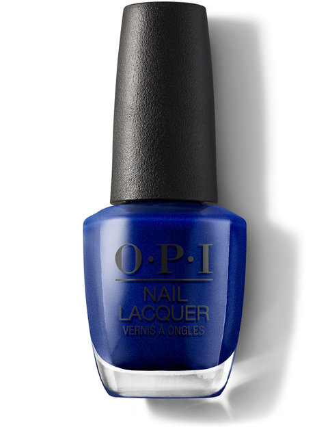 Blue My Mind - Nail Lacquer | OPI