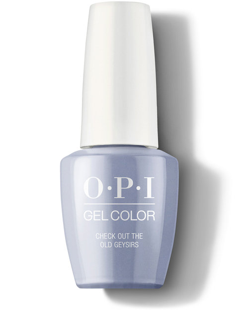 Check Out the Old Geysirs - GelColor - OPI