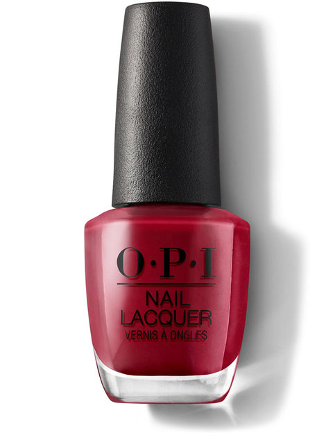 Chick Flick Cherry - Nail Lacquer - OPI