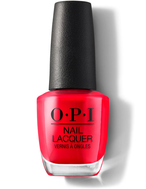 Coca-Cola® Red - Nail Lacquer | OPI