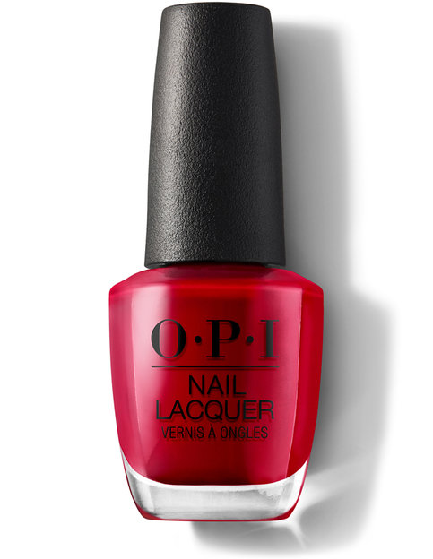 Color So Hot It Berns - Nail Lacquer - OPI