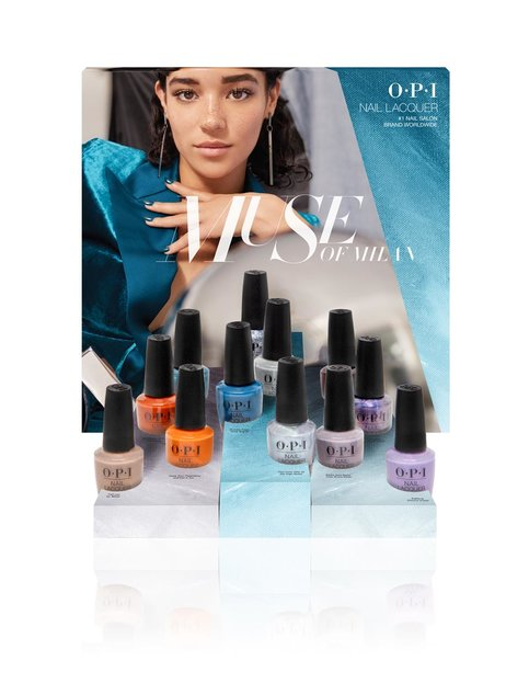 Fall '20 Nail Lacquer 12PC Chipboard Display