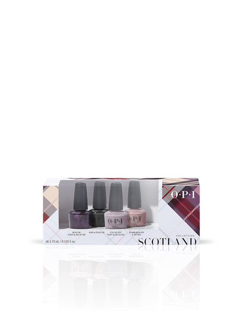 Fall '19 Nail Lacquer Mini 4-Pack