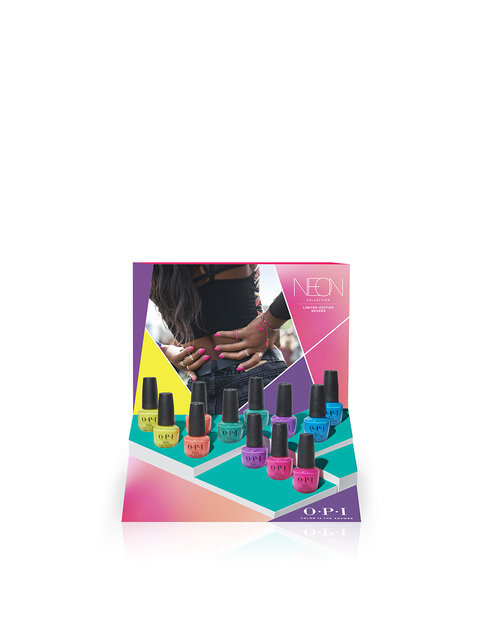 Neons by OPI Nail Lacquer