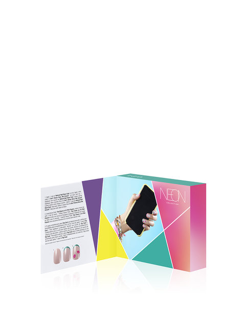 Neons by OPI Nail Lacquer Nail Art Duo Pack #1