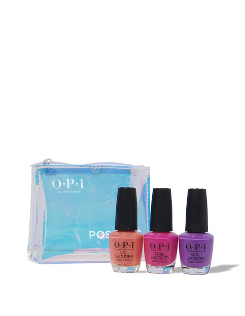 Neons by OPI Summer '19 Nail Lacquer 3PC Gift Set