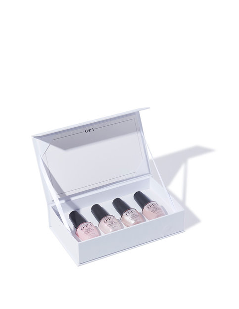 Always Bare for You '19 4PC Nail Lacquer Gift Set