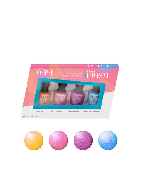 OPI Summer '20 Nail Lacquer Mini 4 Pack